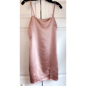 Pink mini dress by Kendall & Kylie